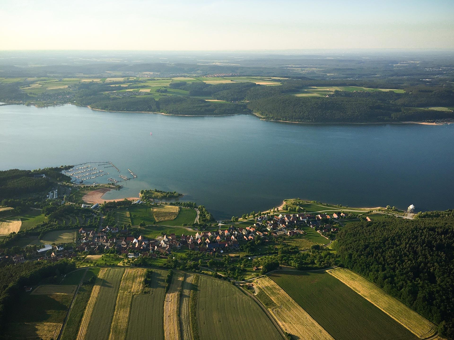 Fränkische Seenland