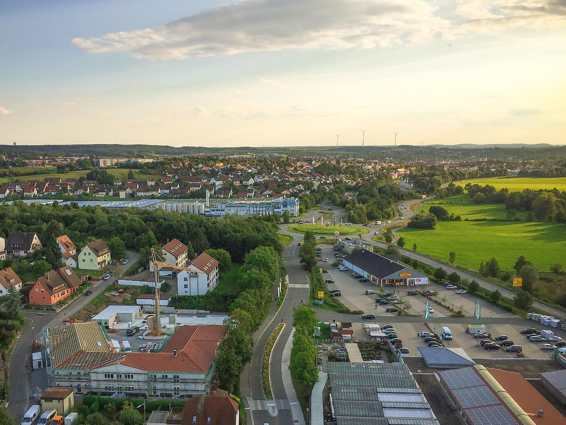 Region Neustadt / Aisch