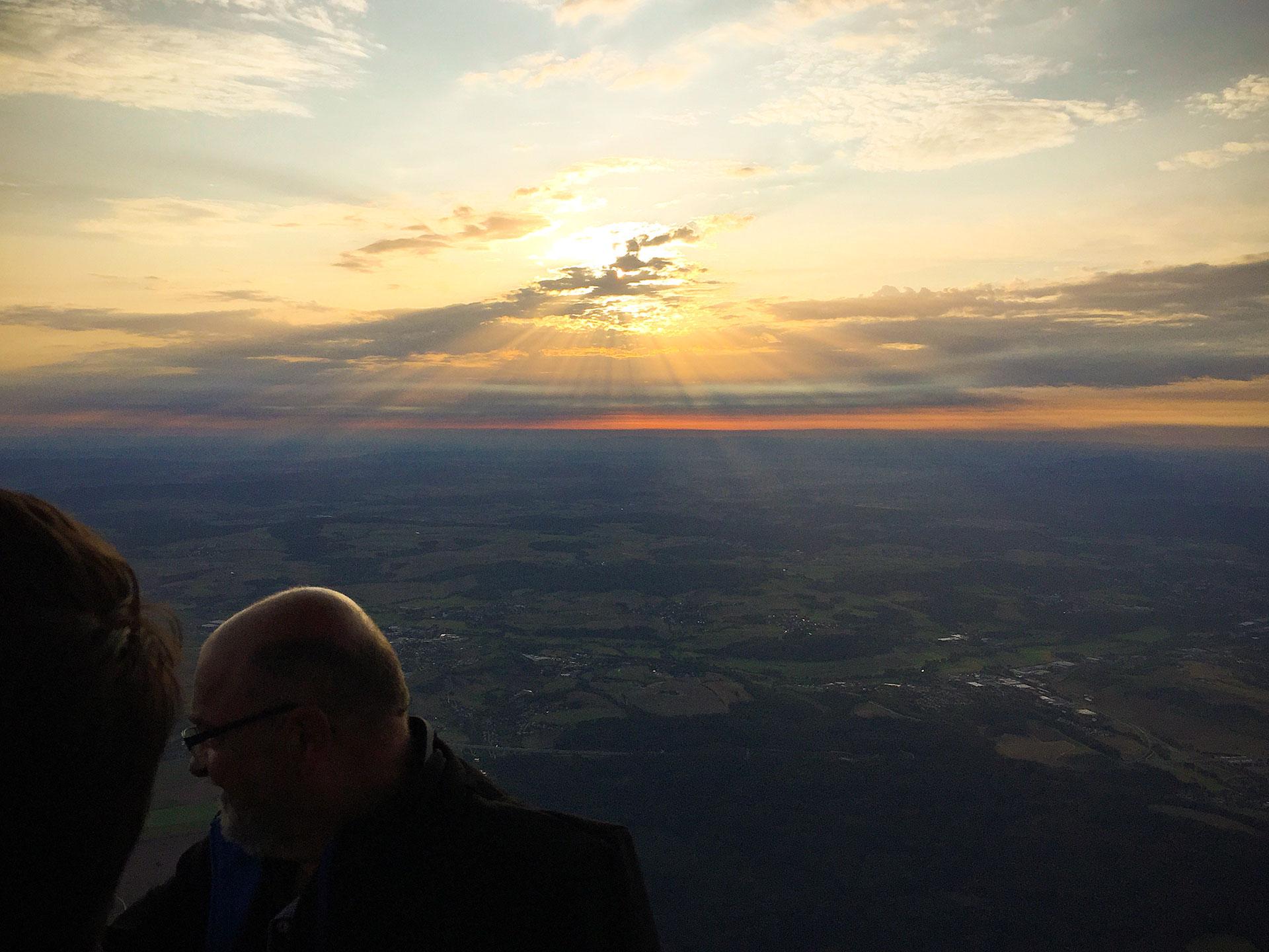 Ballonfahrten Im Gebiet Ansbach Sky Adventure Ballonfahrten